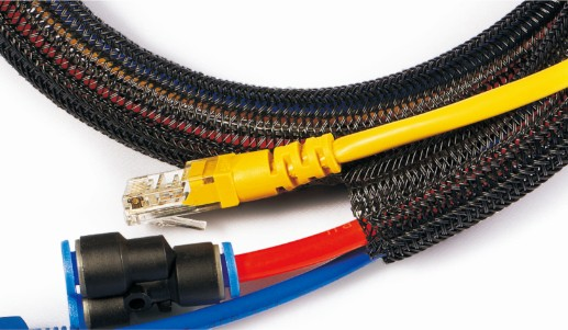 Sheilding braided sleeving|Fiberglass sleeving|Silicone tube Cable ...